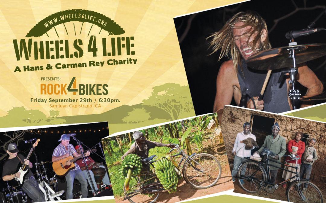 Rock 4 Bikes 2017 Fundraiser Event