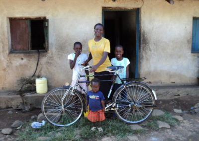 UGANDA PROJECT IN ALEGO NYANZA 2011