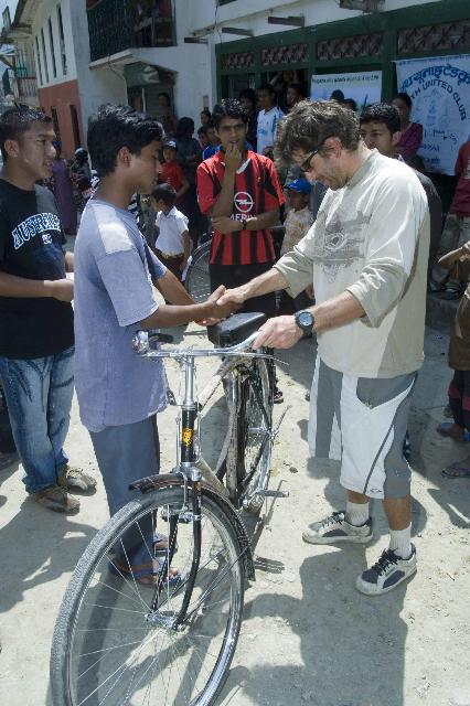 Wheels4Life Katmandu