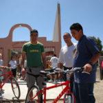 Wheels4Life in El Rosario