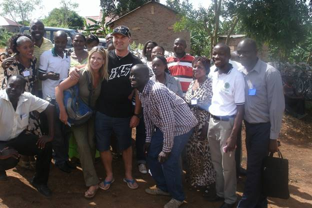 WHEELS4LIFE FAMILY UGANDA A REPORT ABOUT BENEFICIARY GROUPS – OCTOBER 2018